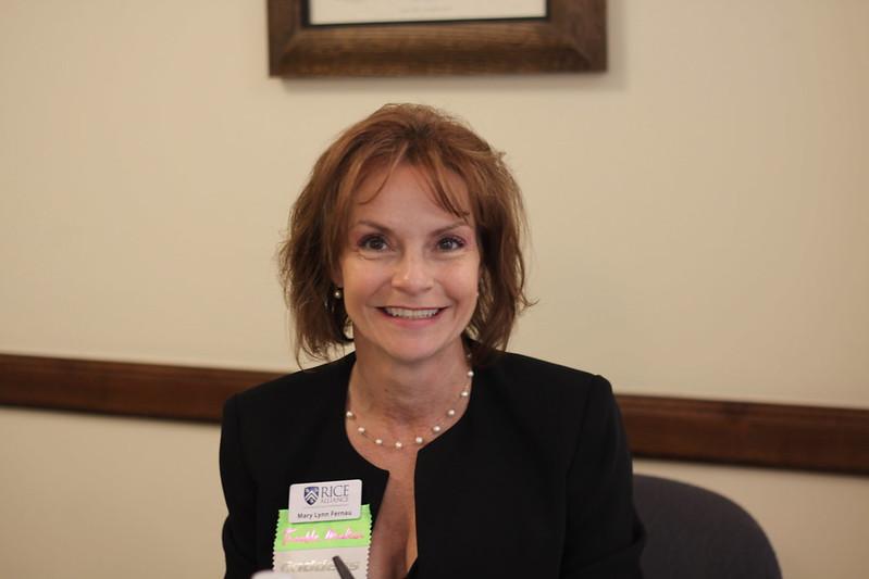 Mary Lynn Fernau - Rice Alliance