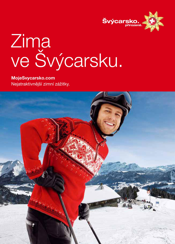 Zima ve Švýcarsku 2010-2011