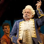 Ed Dixon in PIRATES! (or, GILBERT AND SULLIVAN PLUNDER'D), photo: T Charles Erickson