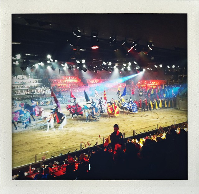 Medieval Times, Buena Park 2012