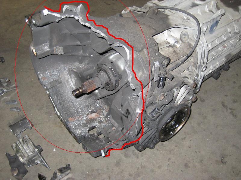 VWVortex com - 2 7t Engine and Trans into 30v B5 a4? Any