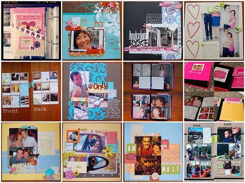 February 12 layouts