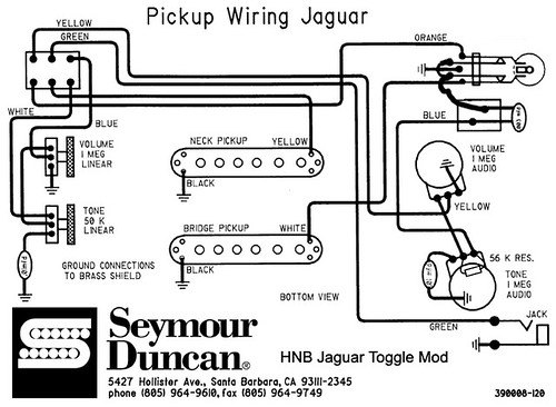 Wiring diagram 3 way toggle switch on jag? - OffsetGuitars com