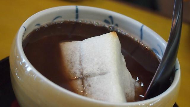 黒糖ぜんざい