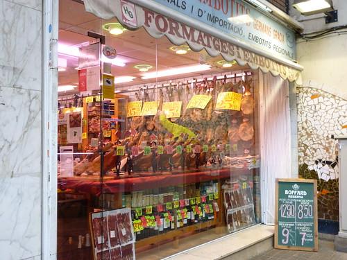 Shops in Sant Andreu