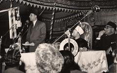 حفل إفتتاح مؤتمر العالم الإسلامي - الدورة الثانية  - كراتشي - 20 شباط 1951