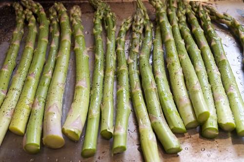 asparagus roasted 1