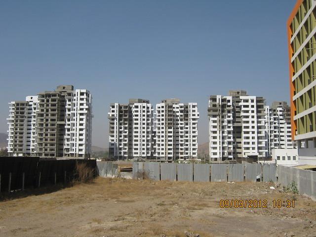 Teerth Towers - VibgyorHigh. CBSE school - Baner Sus Pune - 2