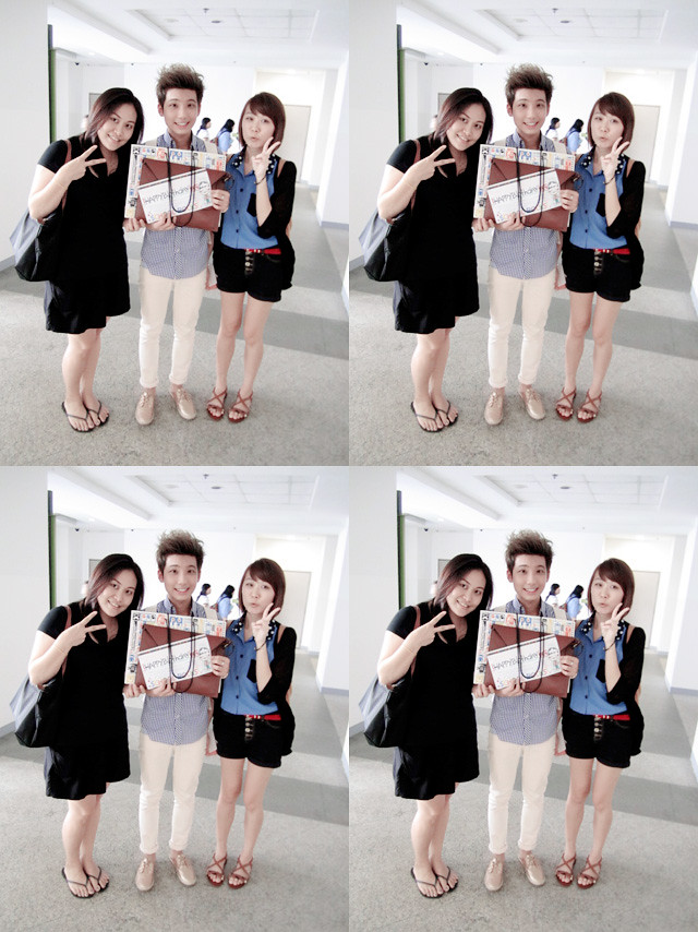 typicalben with huiling and jingjing