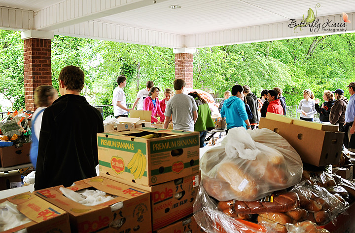 BBUMC/Second Harvest Food Drive