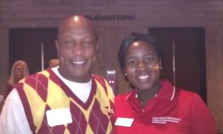 Nakeesha and Jeff Johnson
