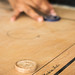 Small photo of Carom, Made in India