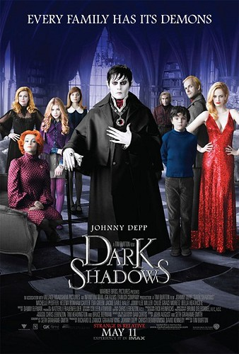 Your Access to the Movies: Dark Shadows