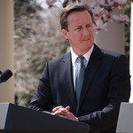 David Cameron: British Prime Minister David Cameron