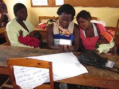 Ngombe focus groups - ADK