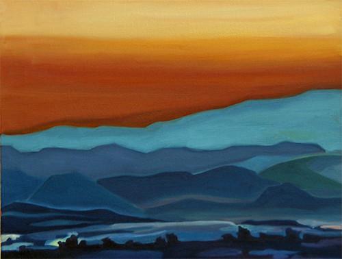 california usa painting landscape paintings oil oilpaintings temecula artistresidency dorlandmountainartscolony palomamountains