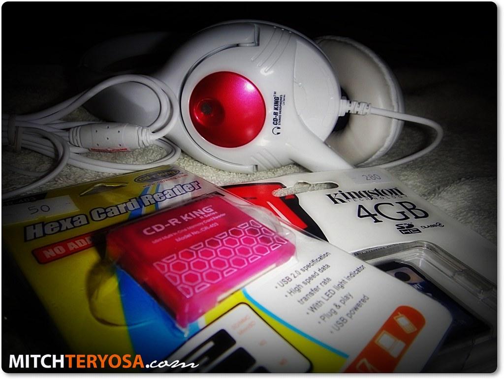 Mem Card and Card Reader