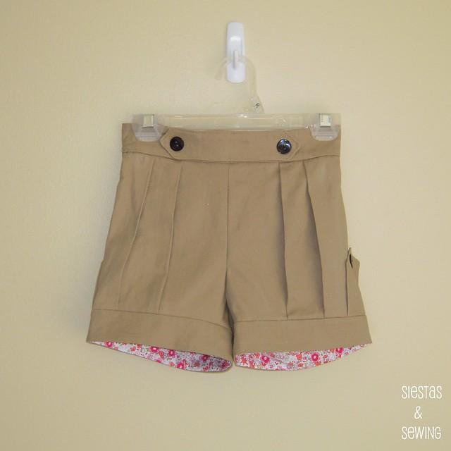 Finch Shorts