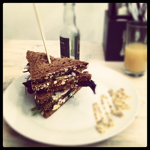 Milly's Club Sandwich