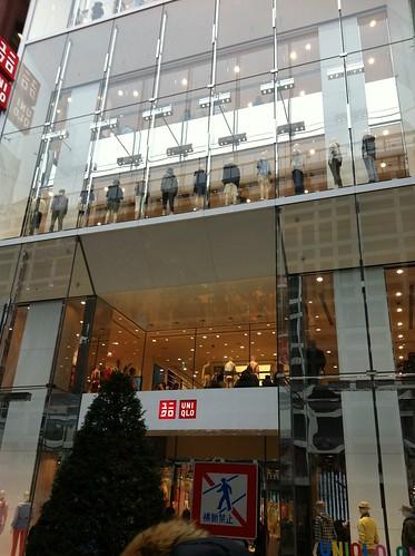 ユニクロ銀座店