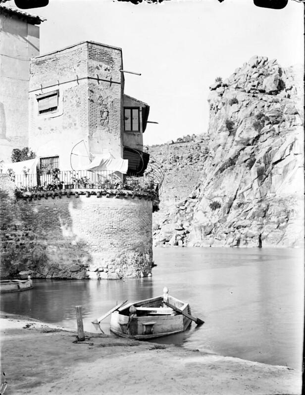 Casa del Diamantista en los años 20. Fotografía de Otto Wünderlich. © Fototeca del Patrimonio Histórico
