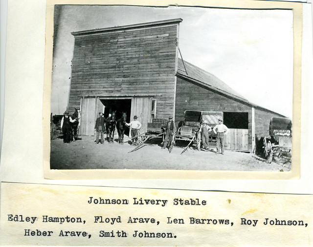 Livery Stable Johnson