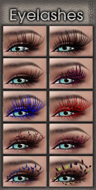 Reila Skins - Eyelashes