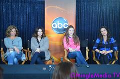 Nancy Travis, Molly Ephraim, Kaitlyn Dever, Alexandra Krosney, DSC_0030