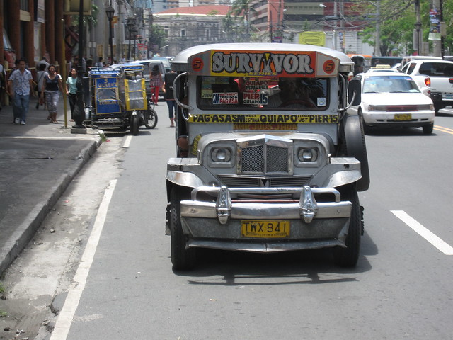 Public Transportation in the Philippines