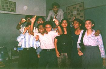 Teacher's day 1998