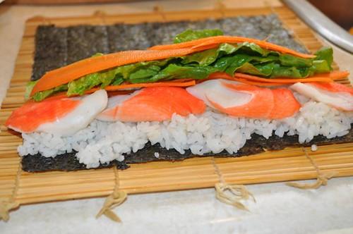 sushi roll 7