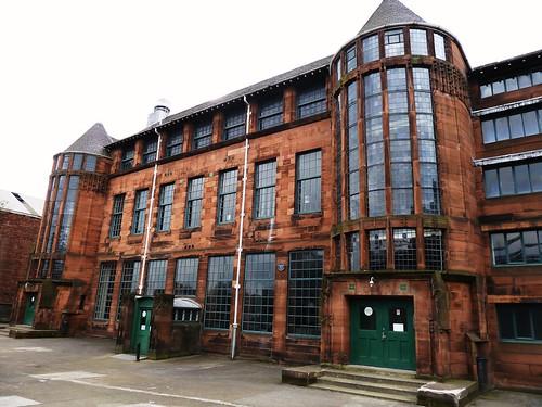 Scotland Street School by Mackintosh