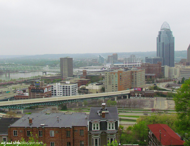 cincy buildings and bridge rkwood view1
