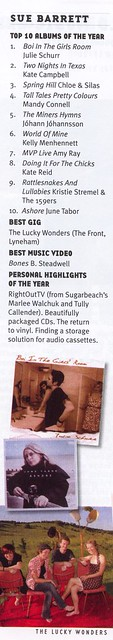 2012-01 Rhythms Magazine - top 10 releases of 2011