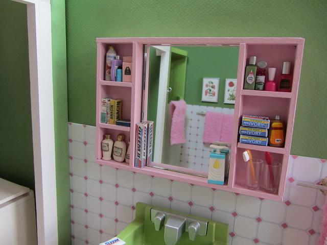 Medicine Cabinets - Bathroom Hardware - Architectural Builders