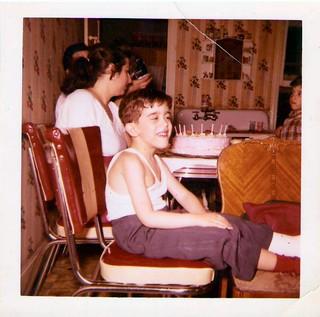 Jim, the Photographer's 7th Birthday