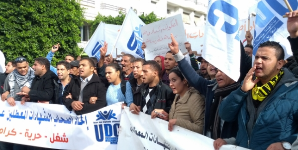 Addressing Youth Unemployment in Tunisia