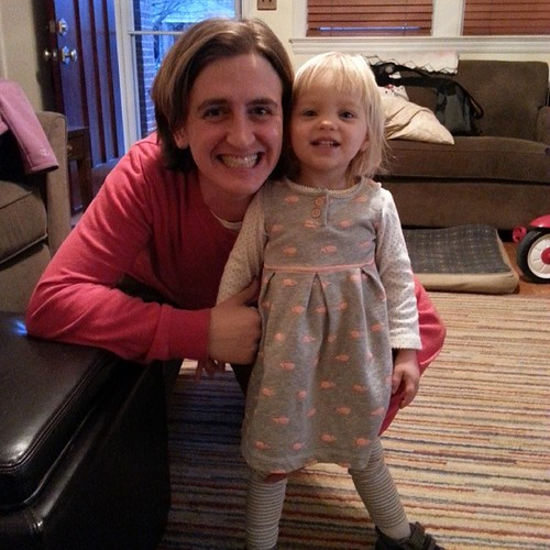 Mommy and Frances #365photoproject #day198