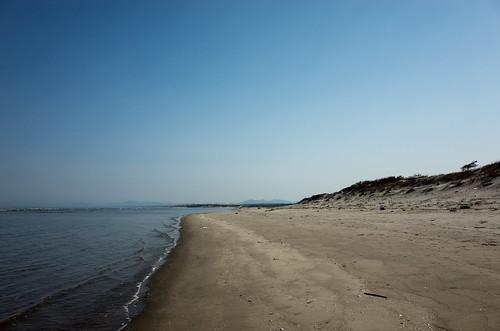 吹上浜海浜公園
