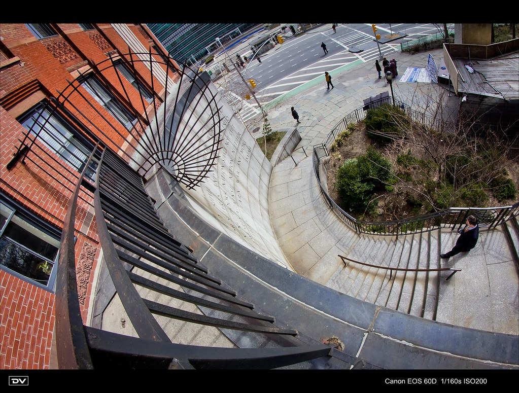 ►►► NYC Under Fisheye 2013 魚眼下的紐約合集 ● DV ◄◄◄