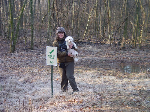 Laura and Photon in Arkansas