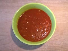 Kraftig vinter tomatsuppe
