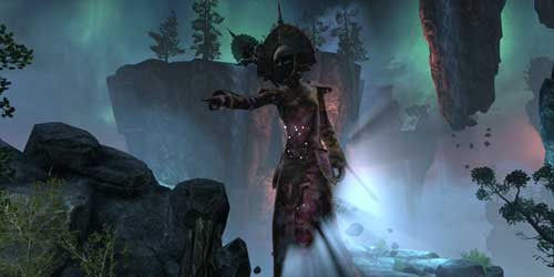 Elder Scrolls Online video features 12-man trials