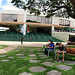 UH Manoa Campus Center with Warrior Recreation Center addition.