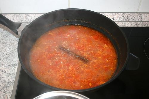 41 - Aufkochen & reduzieren lassen / Boil up & let reduce