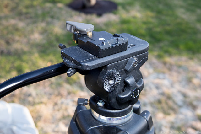 Manfrotto 323 Quick Change Adapter