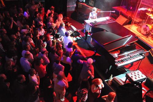 Marcia Ball at Piano Night. Photo by Kichea S Burt.