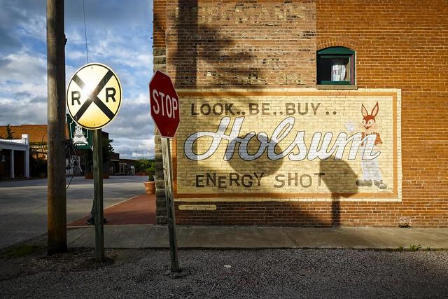 Holsum Energy Shot