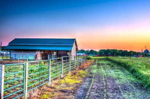 rural sunrise farm iowa ia clarinda