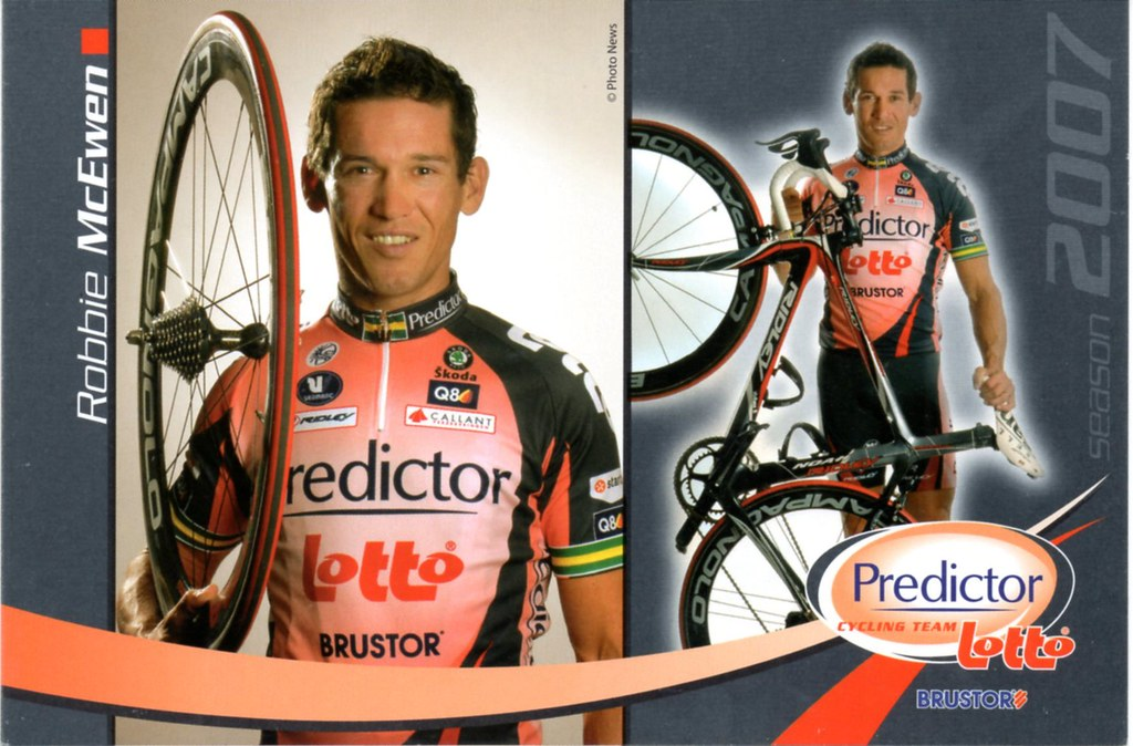 Predictor-Lotto 2007 / MCEWEN Robert